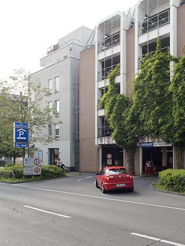 Parkhaus Alt-Sachsenhausen