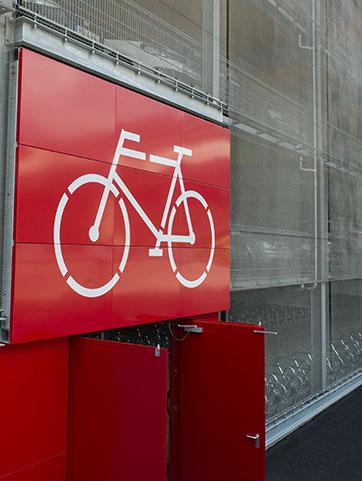 pbg parkhaus betriebsgesellschaft mbh aktuelle informationen zu unserem fahrradparkhaus am. Black Bedroom Furniture Sets. Home Design Ideas